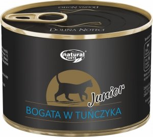 Natural Taste Cat 0189 Junior tuńczyk 185g