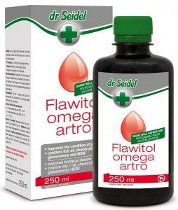 Flawitol 0381 Omega Artro na kondycję stawów 250ml