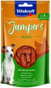 Vitakraft 6048 Jumpers Minis kurczak stripes 80g