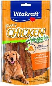 Vitakraft 3621 Chicken Veggie marchew kura 80g