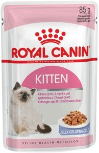 Royal 240760 Kitten Instinctive w galaretce 85g