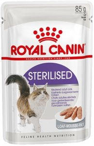Royal 236550 Sterilised w pasztecie 85g