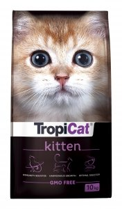 TropiCat 55217 Premium Kitten 10kg