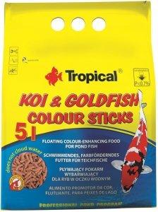 Trop. Pond 40655 Koi&Goldfish Color Stick 5l worek