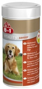 8in1 105664 Multi Vitamin Senior 70tabl.
