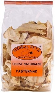 Herbal Pets 4296 Chipsy Naturalne pasterniak 125g