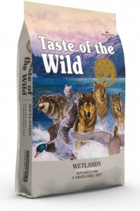 Taste of the Wild 4219 Adult Wetlands 5,6kg