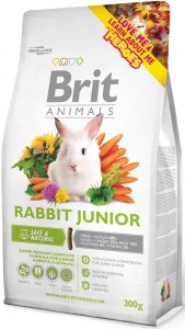 Br. 4817 Animals Rabbit Junior Complete 300g