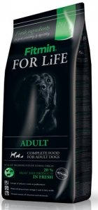 Fitmin Dog 3kg for Life Adult