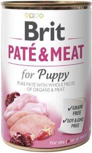 Brit Care Pate&Meat Puppy 400g