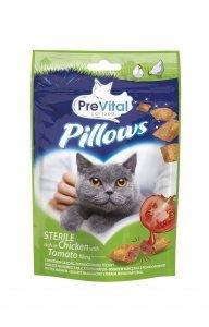 PreVital 1389 Snacks sterile PILLOWS kur+pomid 60g