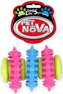 Pet Nova 2127 Kość superdental 7cm, kolorowa mięta