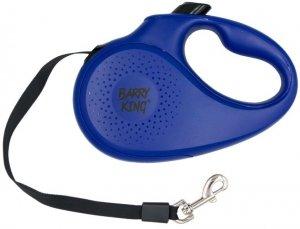 Barry King 17062 Smycz auto XS tape 3m niebieska