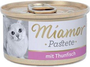 Miamor 74007 Tuńczyk 85gr pasztecik dla kota
