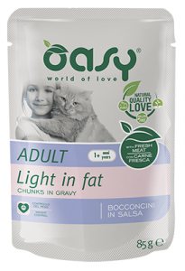 OASY 3747 Lifestage Adult Light 85g