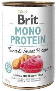 Brit Care Mono Protein Tuna Sweet Potato 400g