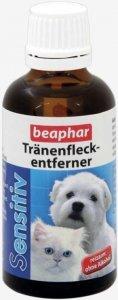 Beaphar 17183 łagodny płyn do usuwania plam łzowyc
