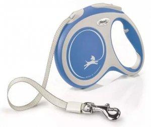 Flexi 4371 New Comfort L Tape 5m niebieska