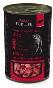 Fitmin Dog 800g for Life konserwa wołowina