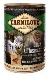Carnilove Dog 9230 Wild Meat Duck& Pheasant 400g