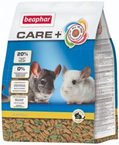 Beaphar 13001 Care+ Chinchilla 5kg-dla szynszyli