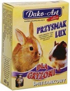 Dako-Art 333 Przysmak Lux śmietankowy 40g -przysm