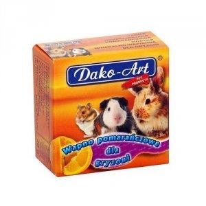 Dako-Art 622 Wapno dla ptaków pomarańczowe