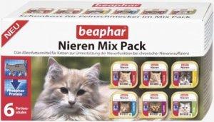 Beaphar 10884 Nierdieet Mix Pack 6x100g na nerki