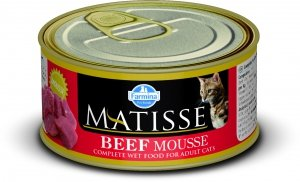 Matisse Cat 2772 Mousse 85g wołowina*