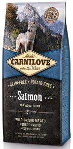 Carnilove Dog 8914 Adult Salmon 1,5kg