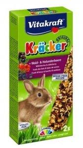 Vitakraft 0049 Kracker 2 szt dla królika Leśna