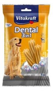 Vitakraft 9174 Dog Dental 3w1   M 180g