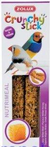 Zolux 137114 Crunchy Stick ptaki egz proso/mió 85g
