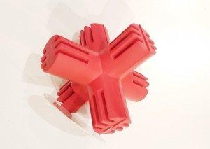 Barry King 15005 King krzyż czerwony 12,5cm