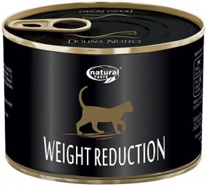 Natural Taste Cat 0561 Weight Reduction 185g