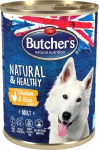 Butchers 5659 Natural&Healthy Kurczak ryż 1200g