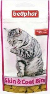Beaphar 11677 Skin & Coat Bits 35g- przys dla kota