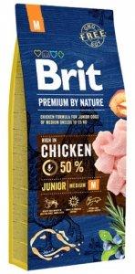 Brit Premium By Nature M Junior 1kg