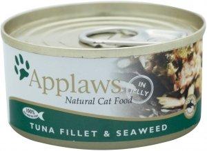Applaws 2009 Cat Tuna and Seaweed 156g puszka