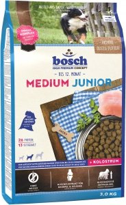Bosch 16010 Junior Medium dla ras średnich 1kg