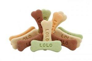 Lolo 80933 Ciastka dla psa kości L mix 2kg
