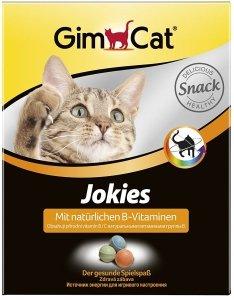 Gimcat 408767 Jokies 400tabl. witamin.B dla kota