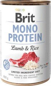 Brit Care Mono Protein Lamb & Rice 400g
