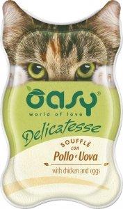 OASY 3501 Delicatesse Souffle Kurczak Jaja 85g
