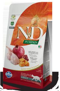 ND Cat NG 5387 Pumpkin Adult 1,5kg Quail&Pomegrana