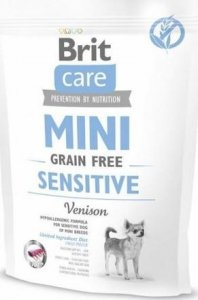 Brit Care Mini Grain Free Adult Sensitive 400g