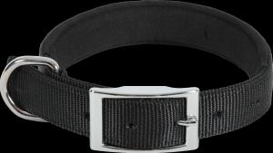 ZOLUX 466726NOI Obroża komfort 40cm/20mm czarna