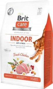 Brit Care Cat Grain Free Indoor 2kg