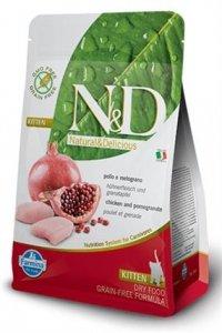 ND Cat NG 2584 Kitten 1,5kg Chicken&Pomegranate