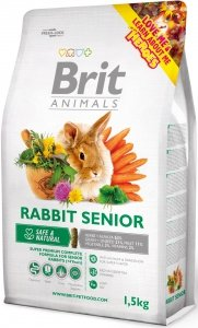Br. 4862 Animals Rabbit Senior Complete 300g